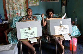 fiji elections
